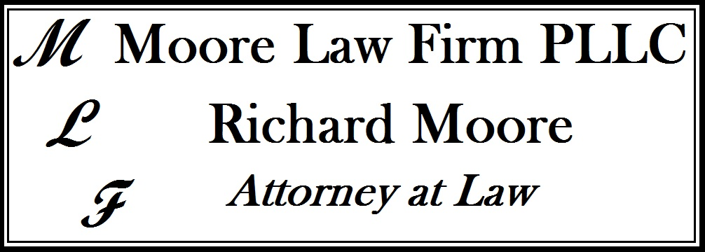 The Moore Law Firm Logo